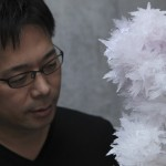 Tokujin Yoshioka receives Creator of the Year award at Maison & Objet