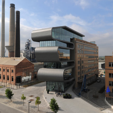 Architecture And Design In Antwerp Dezeen