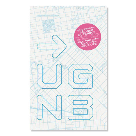 Urban Gridded Notebooks