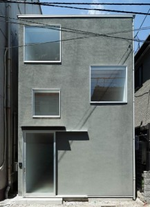 dezeen_Urban Hut by Takehiko Nez Architects