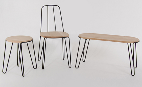 Dezeen presents upcoming designers and brands at Home