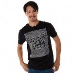 Disney T-shirt mimics Joy Division album cover