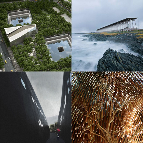 Dezeen's top ten: memorials