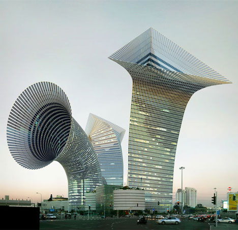 City Portraits by Victor Enrich