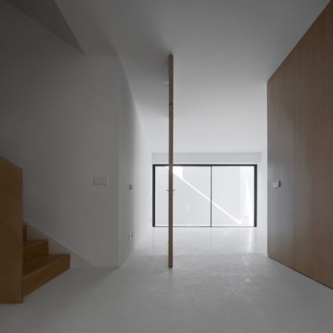 House in Juso by ARX Portugal and Stefano Riva
