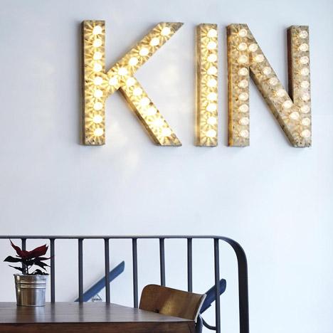 Kin Restaurant by Office Sian and Kai Design