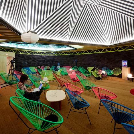 Red Bull Music Academy by Langarita-Navarro Arquitectos