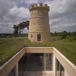 The Round Tower by De Matos Ryan