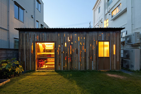 The Wall of Zudaji by 403architecture