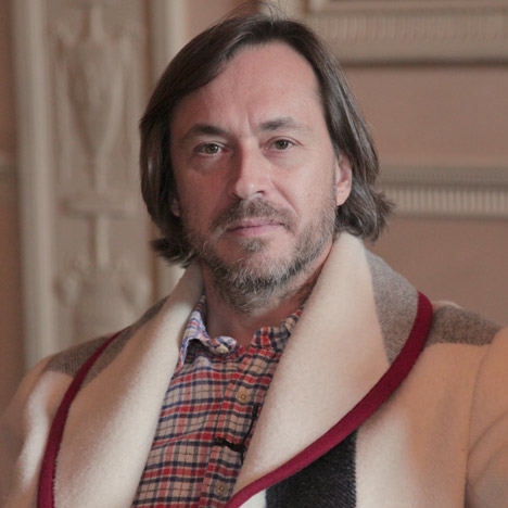 Dezeen Screen: Marc Newson