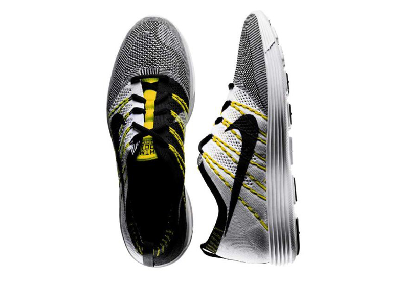 finest selection f83fd dcfa6 Flyknit running footwear by Nike   Dezeen