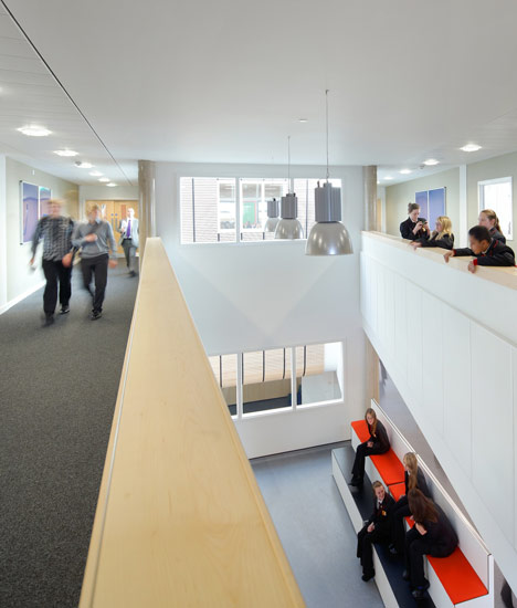 All Saints' Academy by Nicholas Hare Architects