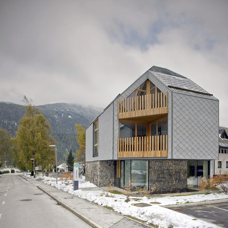 Alpine Ski Apartments by OFIS Arhitekti
