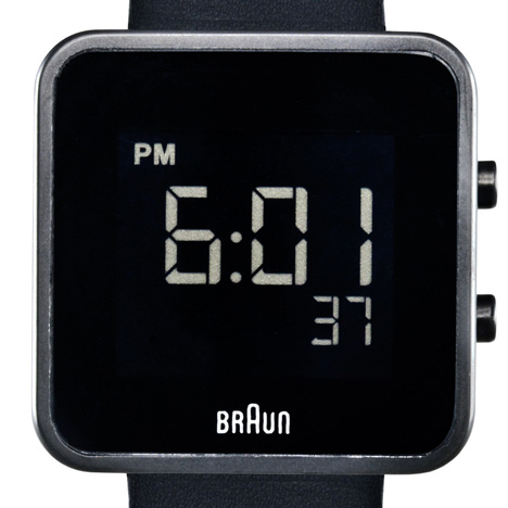BN0046 by Braun at Dezeen Watch Store