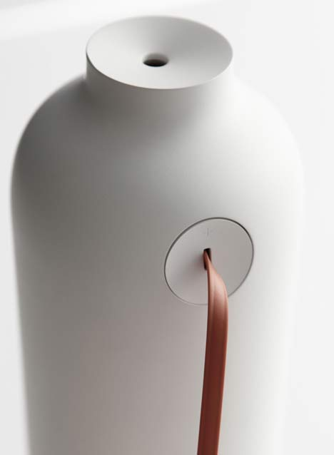 Bottle Humidifier by by Cloud and Co