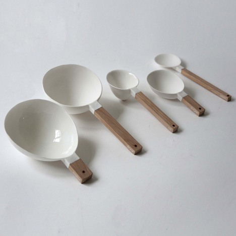 Bread spoons by Niels Datema