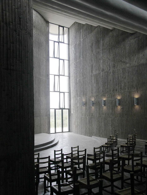 Church of Seed by O Studio Architects