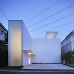Cube Court House by Shinichi Ogawa & Associates