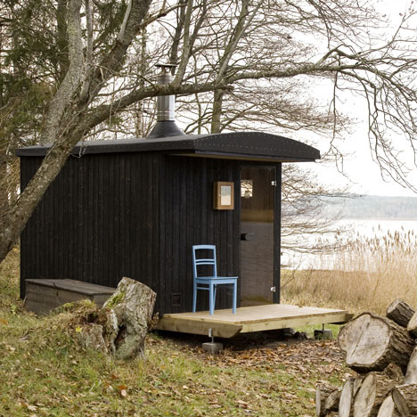 Denizen Sauna by Denizen Works + Friends