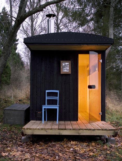 Denizen Sauna by Denizen Works + Friends