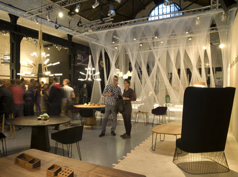 Designjunction 2012 calls for exhibitors
