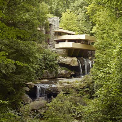 Frank Lloyd Wright's Fallingwater to host summer camps