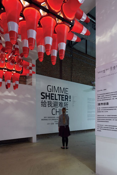 Cristobal Palma: Gimme Shelter! by Sebastián Irarrázaval and Hugo Mondragón