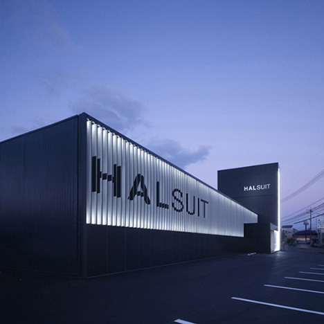Halsuit by Nendo