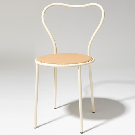 Heart Chair by Claesson Koivisto Rune for David Design