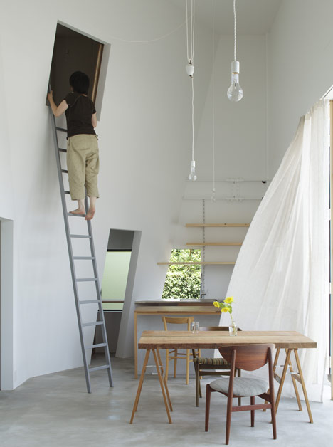 Izumi model house