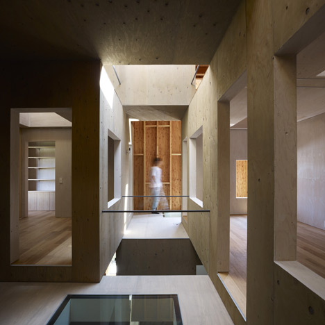 House in Kokubunji by Suppose Design Office