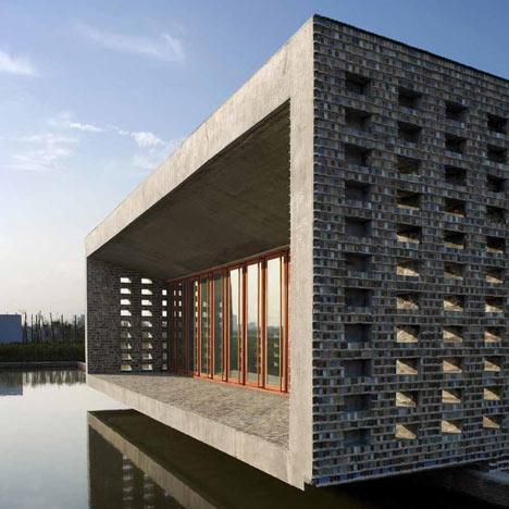 Key Projects by Wang Shu