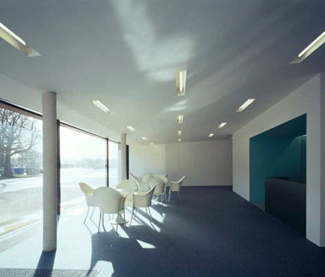 Laboratory for Behavioural and Social Sciences by Böge Lindner K2 Architekten