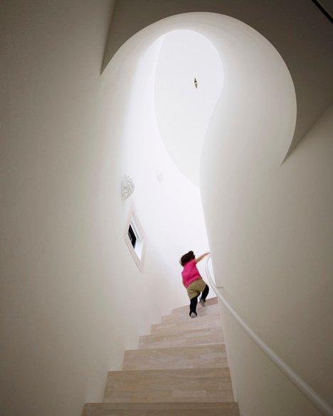 Light Stage House by Future Studio