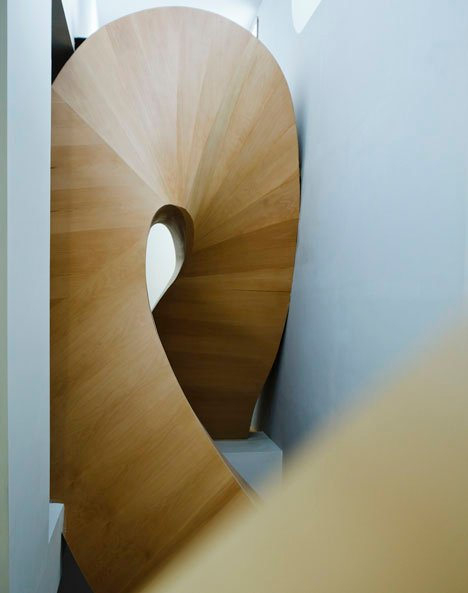 National Olympic Committee House by Architects of Invention