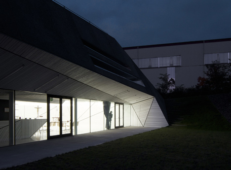 Oasis Centre of Pastoral Care by X Architekten
