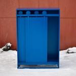 Reel Cabinet and Tie Desk by Carlsten Thostrup