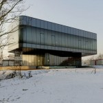 Regiocentrale Zuid by Wiel Arets Architects