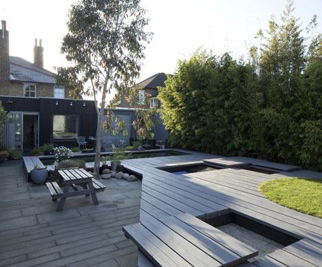 Suburban Studio by Ashton Porter Architects