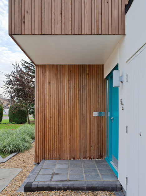 The Lanes by Mole Architects