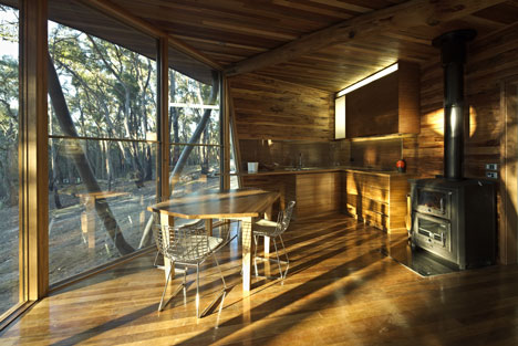 Trunk House by Paul Morgan Architects