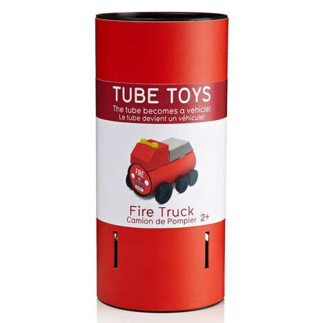 Tube Toys by Oscar Diaz