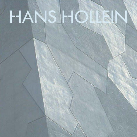 Competition: five copies of Hans Hollein to be won