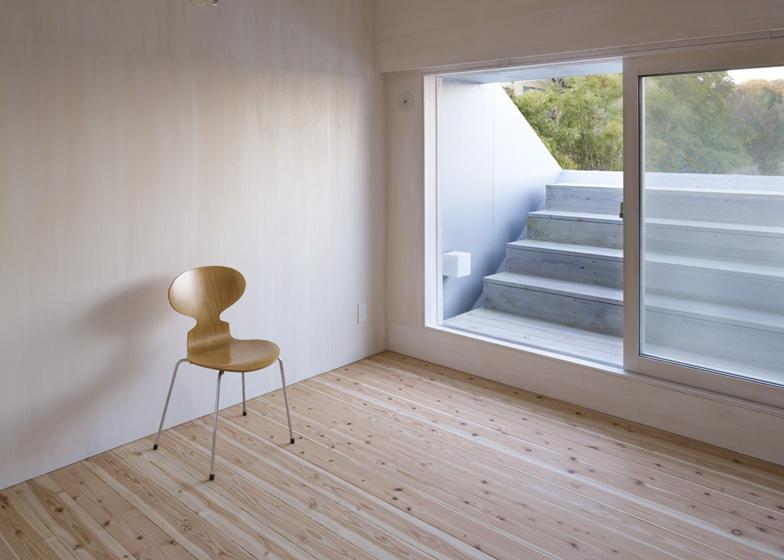 Облачный дом Takao Shiotsuka