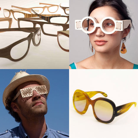 Dezeen's top ten: spectacles and shades