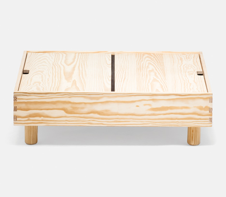 Designed in Hackney: the Crate Series by Jasper Morrison