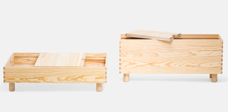 Designed in Hackney: the Crate Series by Jasper Morrison