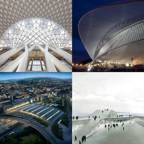 Dezeen archive: stations
