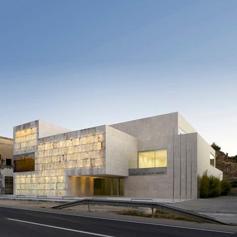 Bajo Martin County Seat by Magen Arquitectos