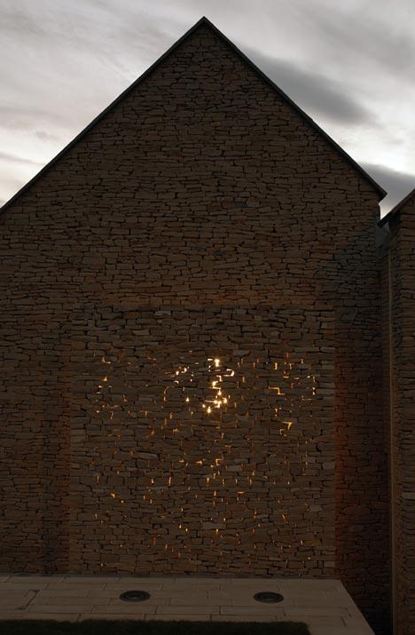 Wickstead Lodge by Adrian Baynes